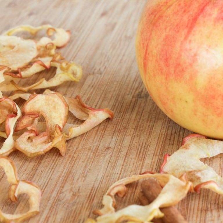 Oven Apple Chips