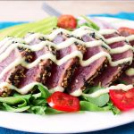 sesame-seared-tuna